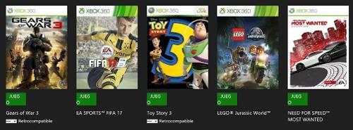 Toy Story 3 Juegos De Xbox 360 - Licencia Activa(oferta)
