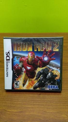 Video Juego Iron Man 2