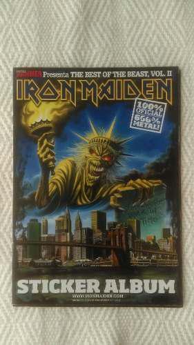 lbum Iron Maiden The Best Of The Beast