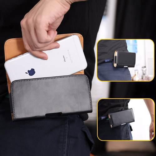 Funda Clip Cinturon De Lujo Para Apple iPhone 6 Plus