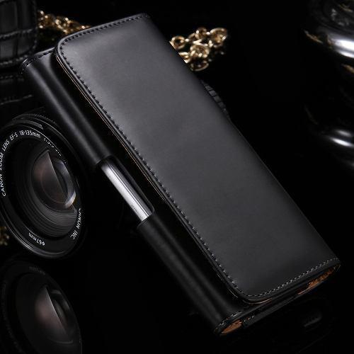 Funda Clip Cinturon De Lujo Para Samsung Galaxy S9 Plus