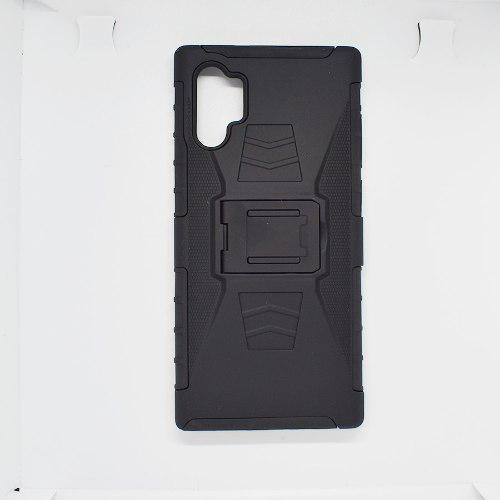 Funda Note 10 Plus Samsung Uso Rudo Clip Cinturon Protector