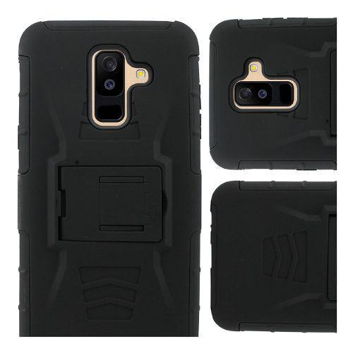Funda Protector Uso Rudo Clip Samsung A7 2018 Con Envio