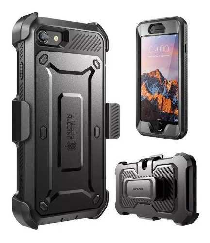 Funda iPhone 7 Y 7 Plus Supcase Unicorn Beetle Uso Rudo Full