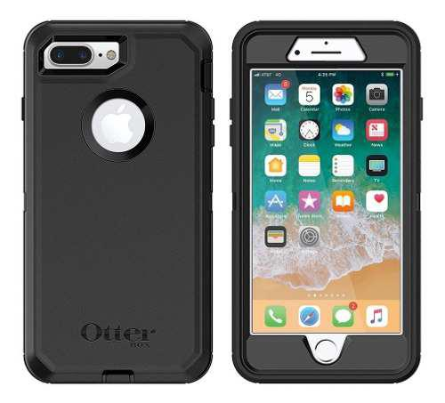 Funda iPhone 8 Plus Otterbox Defender Holster Clip Original
