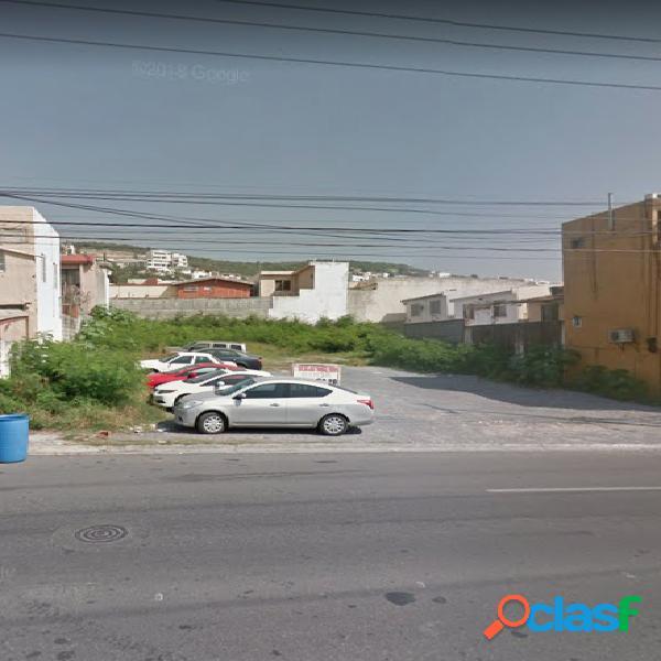 TERRENO RENTA COLINAS DE SAN JERONIMO MONTERREY NUEVO LEON