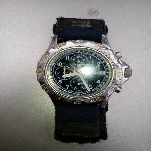 relojes japones marca Lotus de cuarzo usado, en $485.-