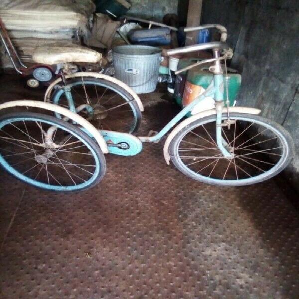 triciclo ingles de fines de 1800