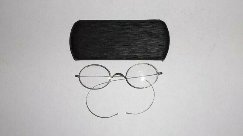 Antiguos anteojos del Siglo XIX hechos en USA