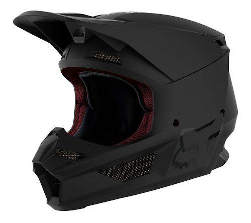 Casco Fox V1 Matte Sistema Mvrs Motocross Rzr Enduro Atv Mtb