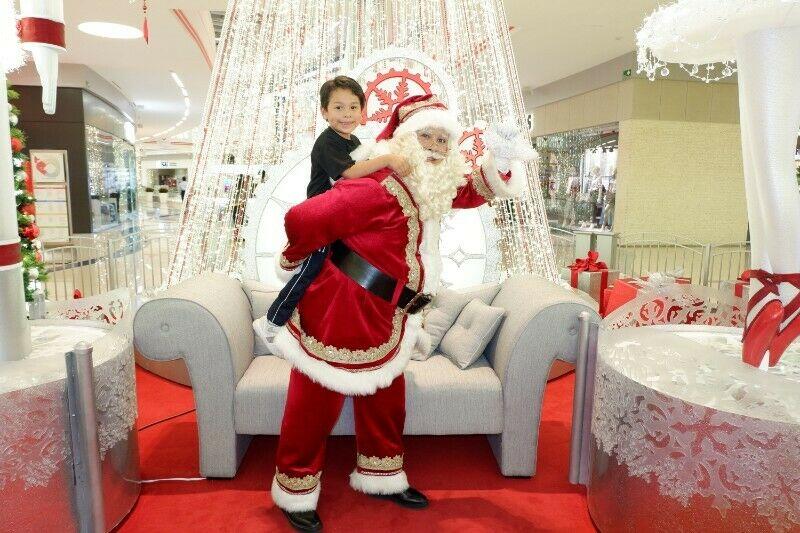 Contrata al verdadero Santa para tu casa: PAQUETE RUDOLPH