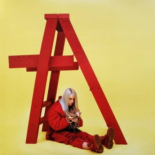 Dont Smile At Me - Billie Eilish - Lp Vinyl - Nuevo