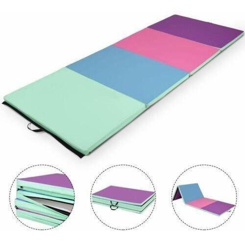 Gimnasia Yoga Mat Portátil Mat Plegable Ejercicio