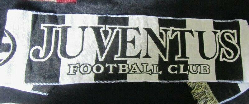 JUVENTUS BUFANDA ACRILICO ITALIA SERIE A UEFA CHAMPIONS