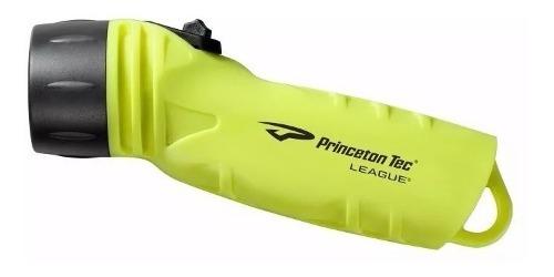 Lampara League Princeton Tec Buceo Y Apnea 420 Lumens Amaril