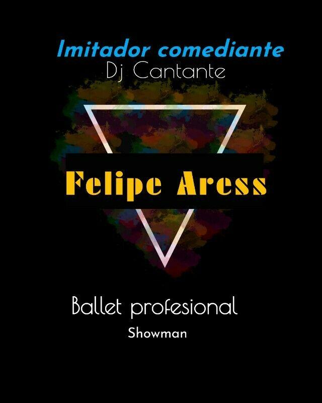 Comediante - Anuncio publicado por Felipe Aress