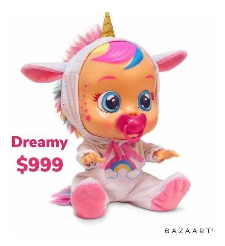 Dreamy Bebes Llorones Cry Babies Chillooncitos Babys