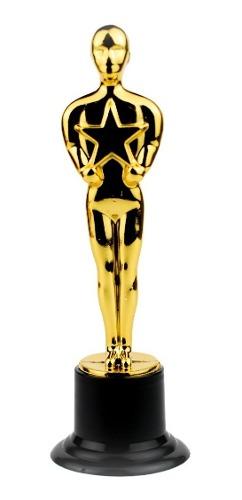 10 Estatuillas Premios Oscar Hollywood Temática Chico M25