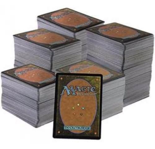 500 Cartas De Magic The Gathering Al Azar