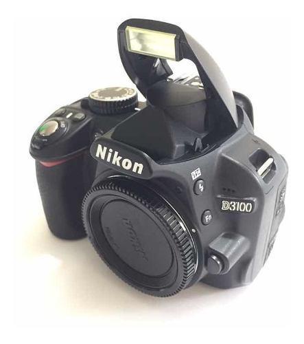 Cámara Nikon D3100 Dx 14.2 Megapixeles Digital Hd Movie