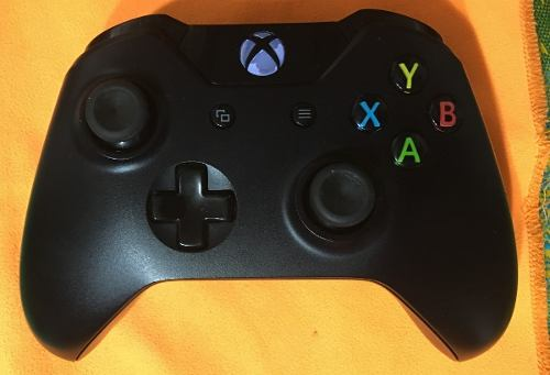 En Remate Excelente Control Negro Para Tu Consola Xbox One¡