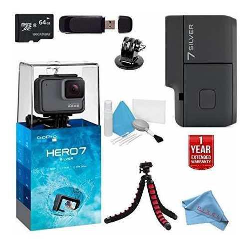 Gopro Hero7 Hero 7 - Cámara De Vídeo Digital (acción),