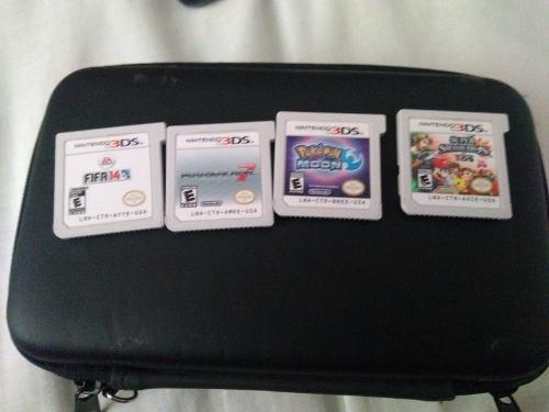 Pack De Juegos Para La 3ds, 2ds Y New 3ds. En Pagos Sin Inte