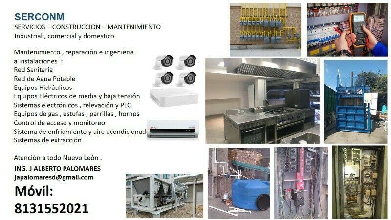 SERVICIOS DE CONSTRUCCION Y MANTENIMIENTO INDUSTRIAL,