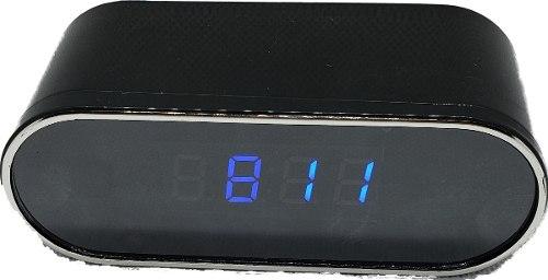 Cámara Ip Wifi Full Hd p Reloj Espía 64gb App Iminicam