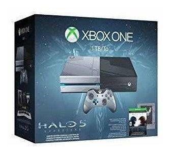 Consola Xbox One Edición Halo, 1 Tb De Memoria