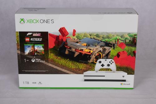 Consola Xbox One S 1tb Edición Forza Horizon 4 + Lego Speed
