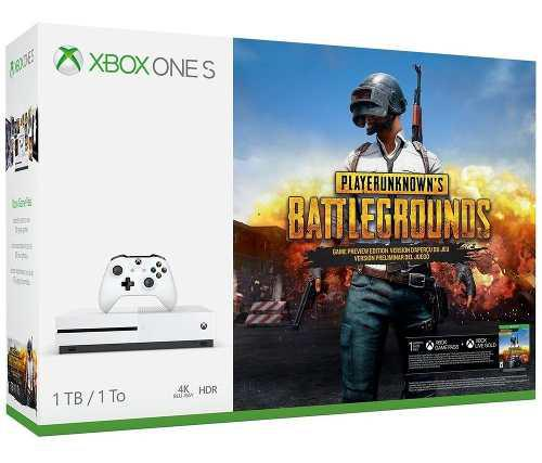 Consola Xbox One S 1tb Unknowns Batteleground
