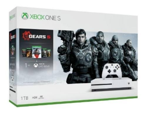 Consola Xbox One S Gears 5 1 Tb