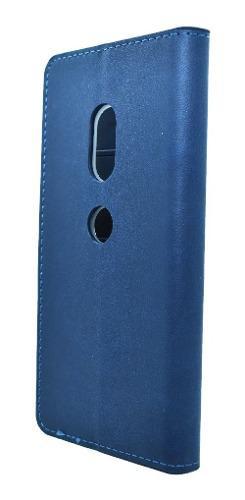 Funda Tipo Cartera De Lujo Premier Diary Sony Xperia Xz2