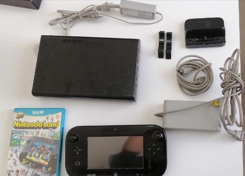 Nintendo Wiiu + Nintendo Land Y Assassin's Creed 4 (digital)