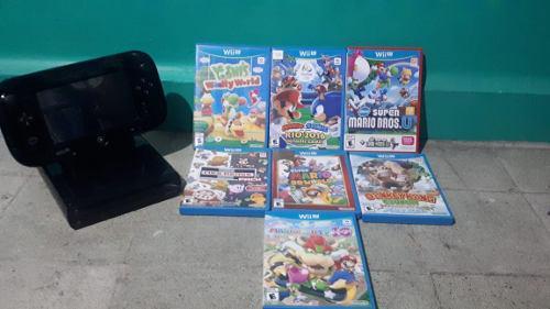 Vendo Nintendo Wii U Edición Mario Kart 8 Todo Original
