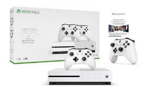 Vendo O Cambio Xbox One S 1tb Dos Controles Nuevo Sellado