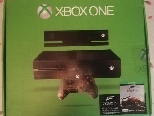 Xbox One 500 Gb Con Kinect Y 2 Juegos