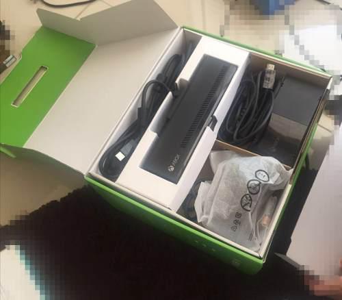 Xbox One 500g Negro Con Juegos + Uno Control Gratis+ Kinect