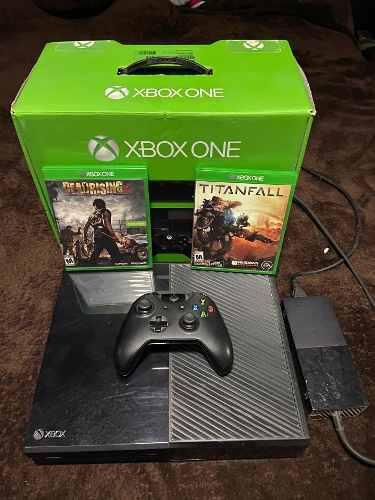 Xbox One, Control Y 2 Juegos !!