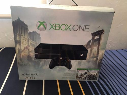 Xbox One De 500gb Con 2 Controles Y Más De 13 Juegos!