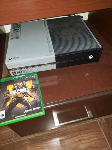 Xbox One: Edicion Call Of Duty Aw Con Call Of Duty Bo4