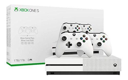 Xbox One S 1 Tb Con 2 Controles