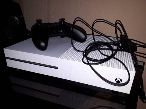 Xbox One S Blanco C/ Control Y Pila Recargable