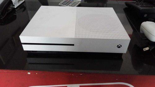 Xbox One S Blanco En Excelentes Condiciones 1 Control