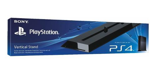Base Vertical Stand Playstation 4 Ps4 Sony Original Nueva
