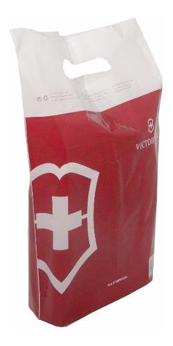 Bolsa Victorinox De Plastico Grande Y Chica Para Regalo