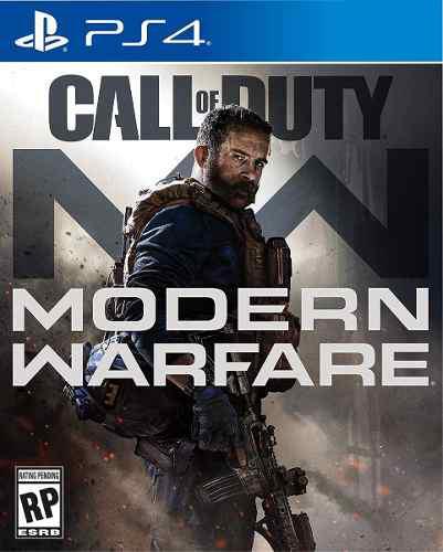 Call Of Duty Modern Warfare 2019 Ps4 Start Games