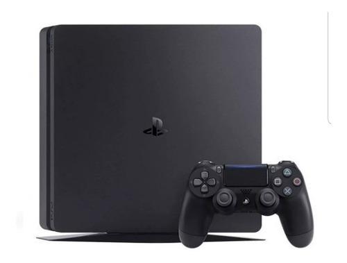 Consola Playstation 4 Ps4 Slim 1tb Control Dualshock 4