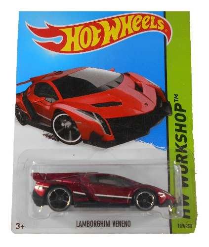 Fermar Lamborghini Veneno K- Hot Wheels